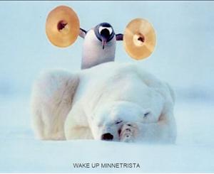 WAKE UP MINNETRISTA