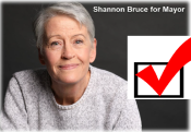 ShannonBruce for mayor